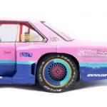 Aoshima Nissan Skyline Super Silhouette - Bausatz 051627 - Baubericht auf modellbautest.de