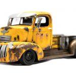 Revell '41 Chevy Pickup - Bausatz 85-7202 - Baubericht auf modellbautest.de