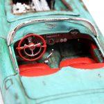 Revell Chevrolet Corvette Roadster - Bausatz 07067 - Baubericht auf modellbautest.de