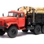 Revell ZiL-131 - Bausatz 03245 - Baubericht auf modellbautest.de