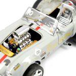 Revell Shelby Cobra - Bausatz 07372 - Baubericht auf modellbautest.de