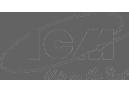 Logo des Auto Modellbau Herstellers ICM
