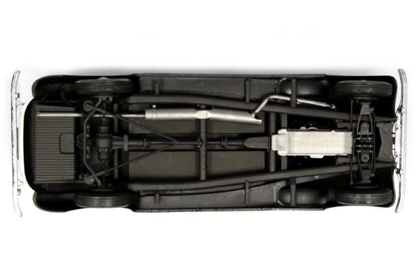 ICM Mercedes 770K - Bausatz 35533 - Baubericht auf modellbautest.de