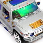 Revell Hummer H2 - Bausatz 07186 - Baubericht auf modellbautest.de