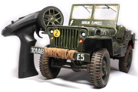 Zuberhör des JJRC Transporter 6 RC-Modells