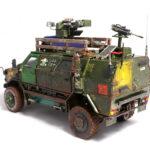 Revell Dingo 2 PatSi - Bausatz 03242 - Baubericht auf modellbautest.de