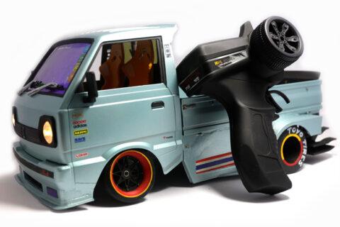 Zuberhör des WPL Suzuki Carry RC-Modells