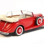 Italeri Mercedes 540K - Bausatz 701 - Baubericht auf modellbautest.de